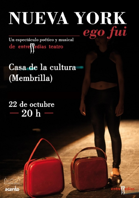 Ven el Domingo al teatro: New York, ego fui