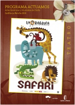 Teatro Infantil y Familiar: Safari