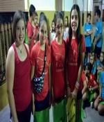 112 Jóvenes participan en la Yincana del Melón 2018