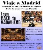 A Madrid con la Banda Virgen del Espino