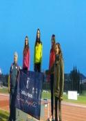 Dos oros y un bronce para los Atletas Membrillatos en Guadalajara