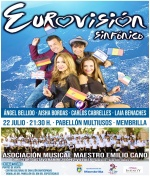 A.M. Maestro Emilio Cano presenta: Eurovisión Sinfónico