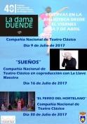 Reserva de entradas Teatro Clásico de Almagro 2017