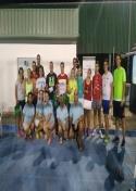 Finalizado con gran éxito el torneo Desposorios 2017.