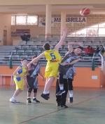 Victoria del Membrilla Baloncesto Junior ante Puertollano