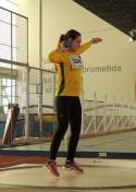 Medalla de Bronce para las atletas del C.A.Membrilla en el regional de pista cubierta