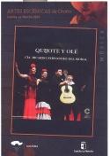 Quijote y Olé con Ricardo Fernández del Moral