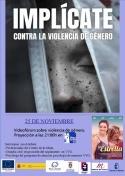 Video Forum en Membrilla Tv. con motivo del Día Internacional de la Eliminación de la Violencia contra la Mujer