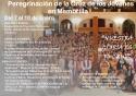 Peregrinación de la Cruz de los Jóvenes en Membrilla