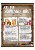 Selfie Scavenger Hunt, concurso de la Escuela Municipal de Idiomas