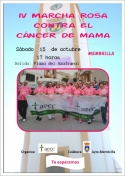 IV Marcha Rosa Contra el Cáncer de Mama