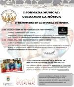 I Jornada Musical: Cuidando la Música