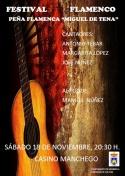 """Festival Flamenco de la Peña """"Miguel de Tena"""""""