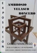 Exposición de Ambrosio Velasco Roncero