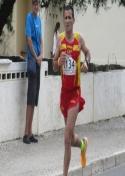 Manuel Jiménez  disputara este fin de semana el Mundial de Maratón