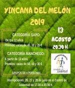 Yincana del Melón 2019