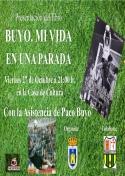 """Presentación del libro """"Buyo, mi vida en una parada"""". Con la presencia de Paco Buyo"""