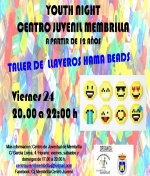 "Vuelve ""YOUTH NIGHT"" al Centro Juvenil."