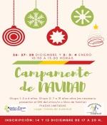 Campamento de Navidad en el Centro Juvenil