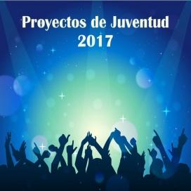 Subvenciones a entidades juveniles para proyectos de juventud 2017