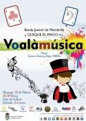 Banda Juvenil de Membrilla y Quique el Mago Presentan: Voalàmúsica