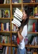 Yaiza Jara, Booktuber Albaceteña, en Membrilla