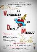 """""""La Venganza de D. Mendo"""" por el grupo de teatro """"Las andanzas de D. Félix"""""""