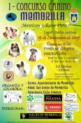 I Concurso Canino de Membrilla. Mestizos y Raza Pura