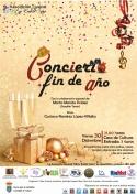"""Concierto Fin de Año de la A.M. """"Maestro Emilio Cano"""""""
