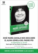"""Presentación del libro """"Madre Esperanza"""" de José Mª Zavala"""