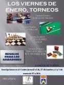 Los Viernes de Enero, Torneos en el Centro Juvenil