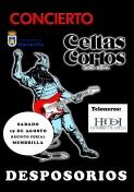 Celtas Cortos y Hombre de Hielo en Concierto