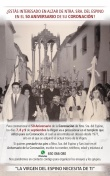 ¿Estás interesado en alzar de Ntra. Sra. del Espino en el 50 aniversario de su coronación?