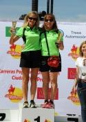 Argamasilla de Alba celebra su VI carrera popular con la participación de varios corredores del C.A. Membrilla.