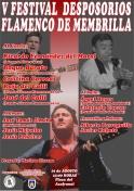V Festival Flamenco Desposorios de Membrilla