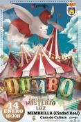 Dumbo y el fantasbuloso misterio de la luz