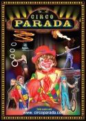 Ven a disfrutar el espectáculo del Circo Parada