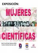 Exposición Mujeres Científicas