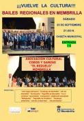 Vuelve la Cultura: Actuación del Grupo Rezuelo