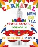 Desfile infantil de Carnaval