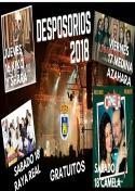 Desposorios 2018 en Concierto