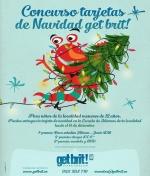 Concurso Tarjetas de Navidad Get Brit!