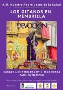 Concierto de la A.M. Ntro. Padre Jesús de la Salud-Los Gitanos (Sevilla)
