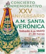 Concierto 25 Aniversario de la Agrupación Musical Santa Verónica