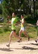 Manuel Jiménez  se proclama Campeón de Castilla La Mancha de Media Maratón