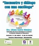 Encuentro y Diálogo con una Oncologa.