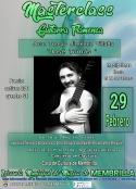 Masterclass de Guitarra Flamenca con el Maestro José Tomás en la Escuela Municipal de Música de Membrilla