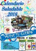 "Calendario Saludable 2018: ""Mueve tu cuerpo"""