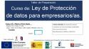 Curso sobre la Ley de Protección de Datos para empresarios