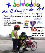 X Jornadas de Educación Vial